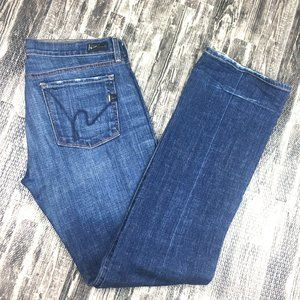 Citizens of Humanity Jeans Kelly Low Waist Boot 31